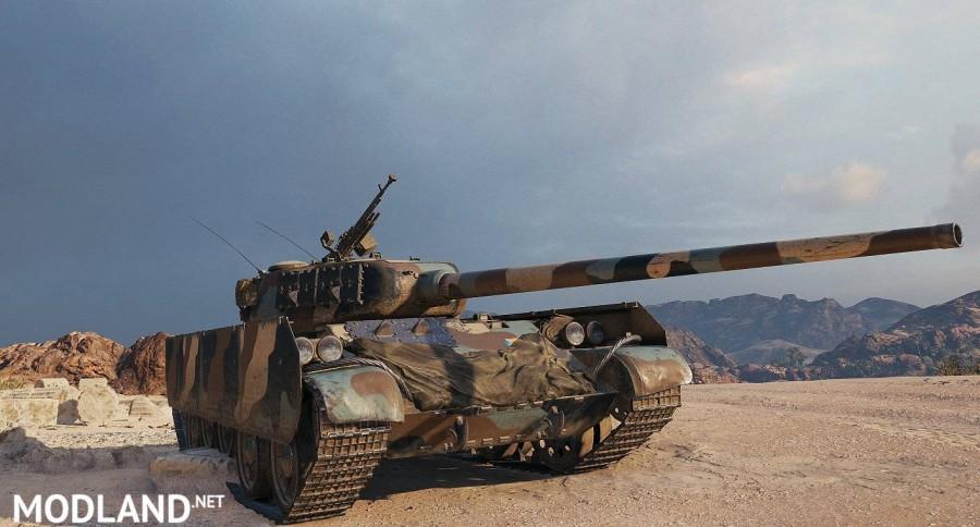 RazerTeck's T-54 Mod 1 1.6 [1.5.1.0]